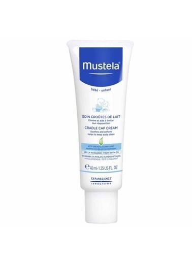Mustela Mustela Cradle Cap Cream 40ml Renksiz